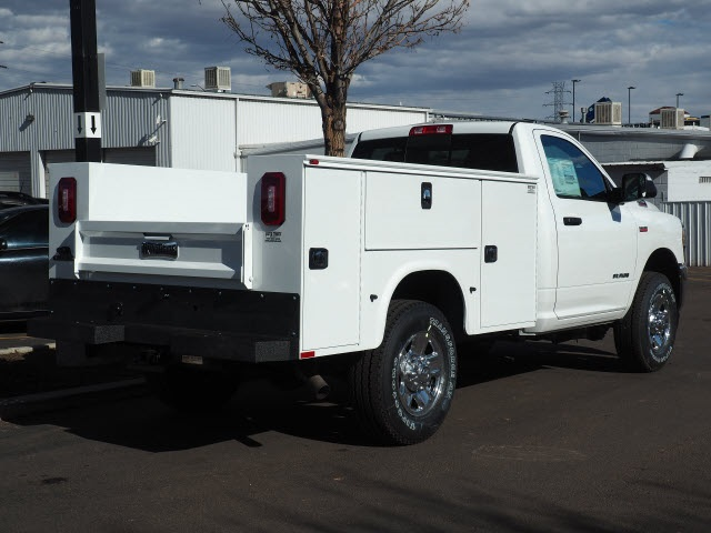 2020 Ram 2500 Regular Cab 4x4, Knapheide Service Body #570001 - photo 1