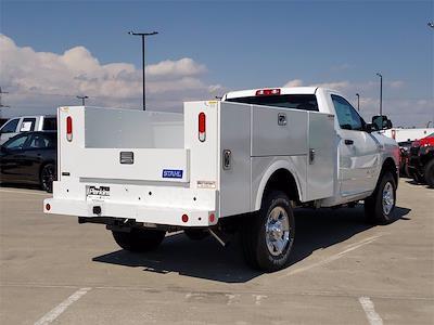 2021 Ram 2500 Regular Cab 4x4,  Stahl Challenger ST Service Body #571011 - photo 2