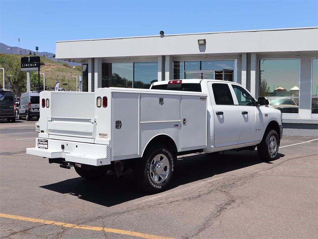 2021 Ram 2500 Crew Cab 4x4, United Truck Bodies Service Body #571134 - photo 1