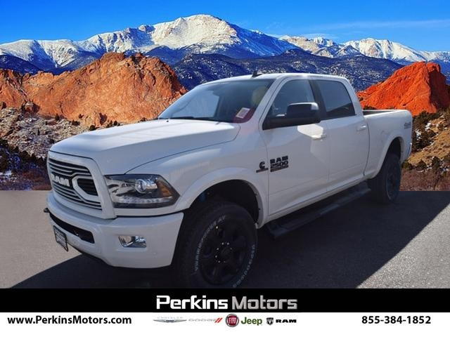 2018 Ram 2500 Crew Cab 4x4,  Pickup #578152 - photo 4