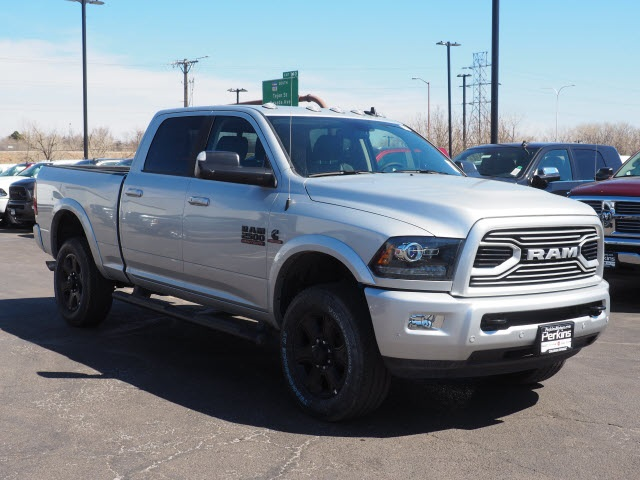 2018 Ram 2500 Crew Cab 4x4,  Pickup #578195 - photo 4