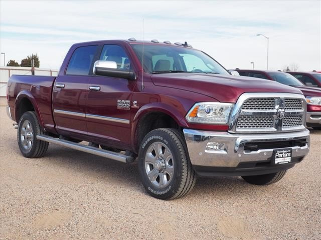 2018 Ram 2500 Crew Cab 4x4,  Pickup #578202 - photo 4