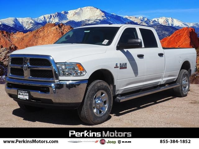 2018 Ram 2500 Crew Cab 4x4,  Pickup #578204 - photo 1
