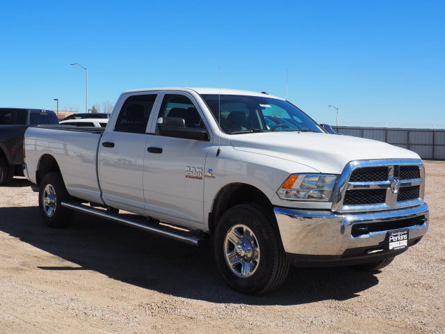 2018 Ram 2500 Crew Cab 4x4,  Pickup #578204 - photo 4