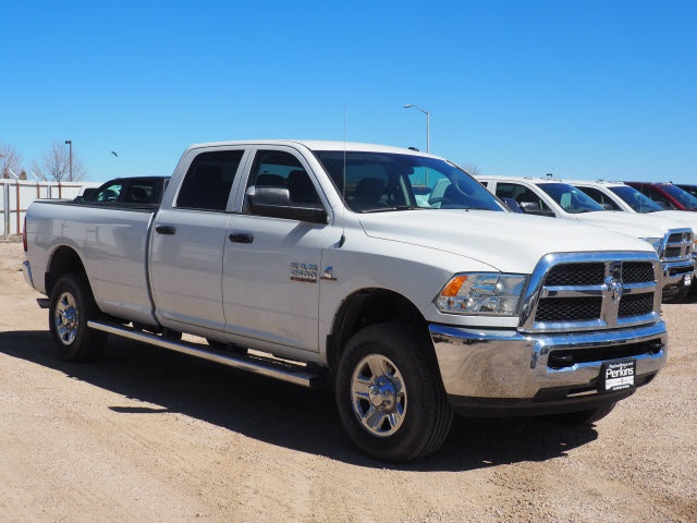2018 Ram 2500 Crew Cab 4x4,  Pickup #578205 - photo 4
