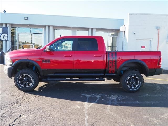 2018 Ram 2500 Crew Cab 4x4,  Pickup #578215 - photo 1