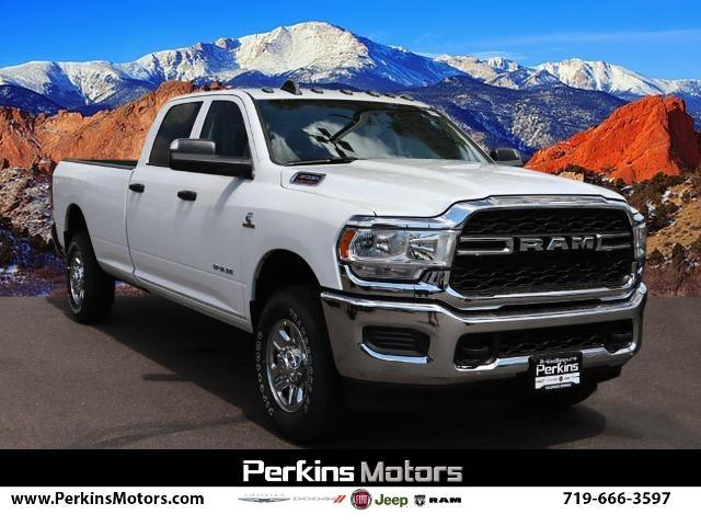 2020 Ram 3500 Crew Cab 4x4, Pickup #590114 - photo 1
