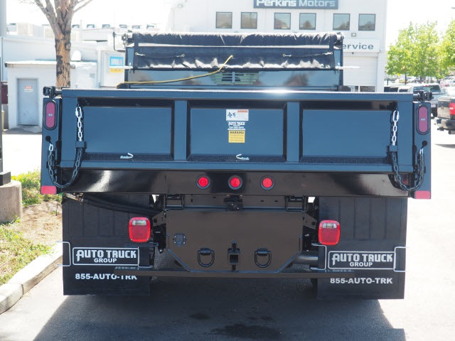 2020 Ram 3500 Regular Cab DRW 4x4, Rugby Dump Body #590902 - photo 5