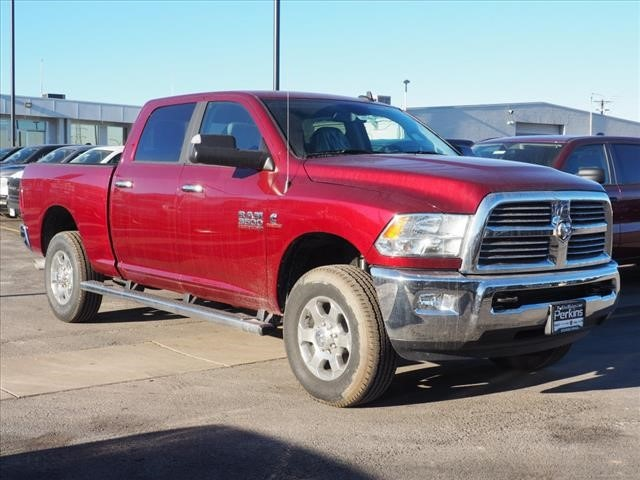 2018 Ram 3500 Crew Cab 4x4,  Pickup #598140 - photo 1