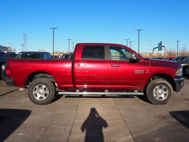 2018 Ram 3500 Crew Cab 4x4,  Pickup #598140 - photo 4