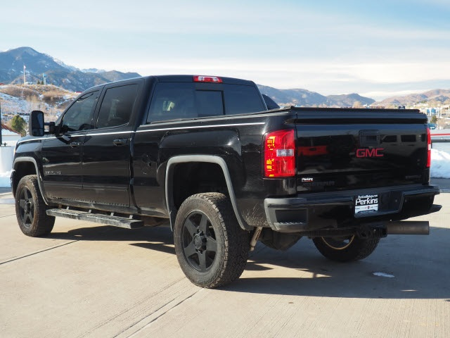 2015 Sierra 2500 Crew Cab 4x4, Pickup #598141B - photo 1