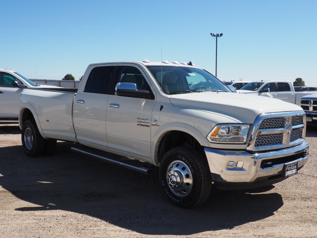 2018 Ram 3500 Crew Cab DRW 4x4,  Pickup #598146 - photo 4