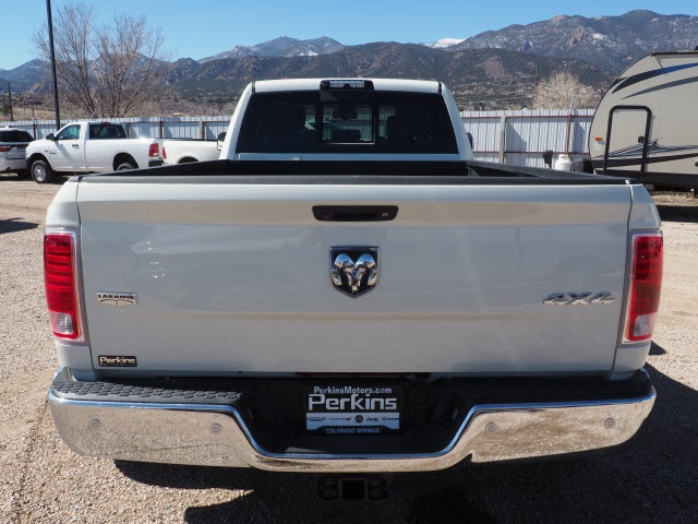 2018 Ram 3500 Crew Cab DRW 4x4,  Pickup #598146 - photo 7