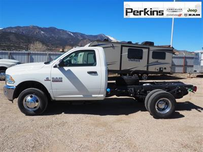 2018 Ram 3500 Regular Cab DRW 4x4,  Cab Chassis #598906 - photo 8