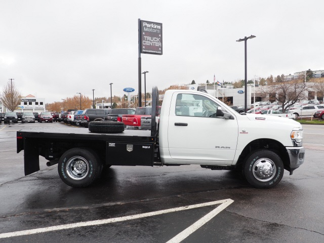 2019 Ram 3500 Regular Cab DRW 4x4, Cab Chassis #599901 - photo 1