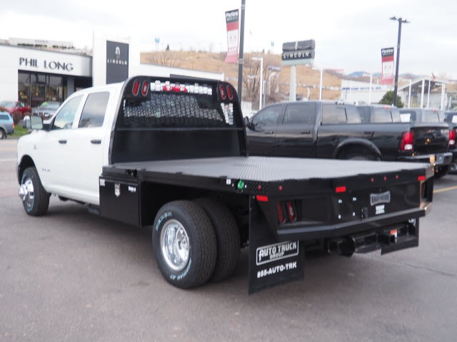 2019 Ram 3500 Crew Cab DRW 4x4, Knapheide Platform Body #599903 - photo 1