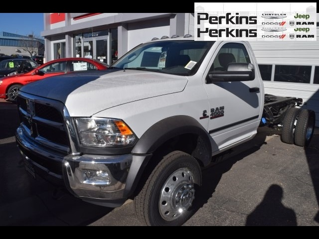 2018 Ram 4500 Regular Cab DRW 4x4,  Cab Chassis #678001 - photo 1