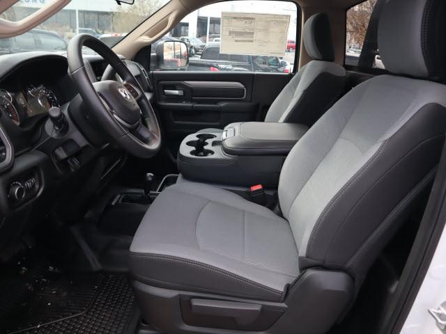 2019 Ram 4500 Regular Cab DRW 4x4, Crownline Platform Body #679001 - photo 10