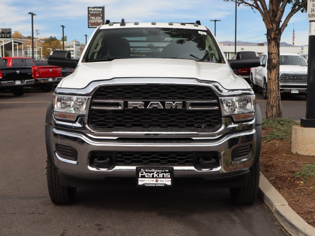 2020 Ram 5500 Crew Cab DRW 4x4, Freedom Mustang Platform Body #690508 - photo 3