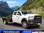 2021 Ram 5500 Crew Cab DRW 4x4,  CM Truck Beds RD Model Platform Body #691508 - photo 1