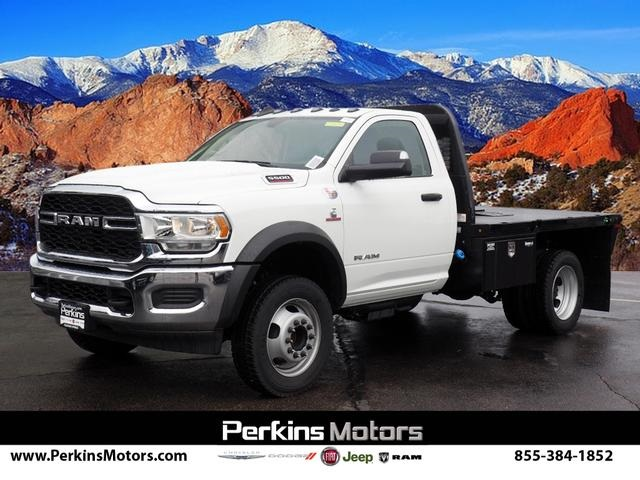 2019 Ram 5500 Regular Cab DRW 4x4,  Cab Chassis #699001 - photo 1