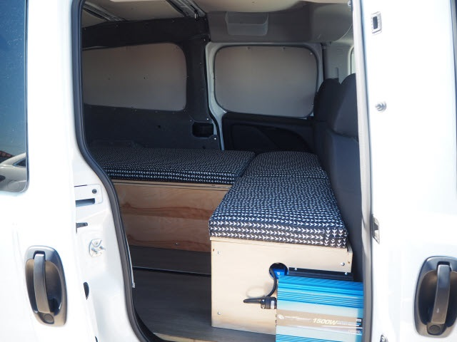 2018 Ram ProMaster City FWD, Upfitted Cargo Van #770042A - photo 20