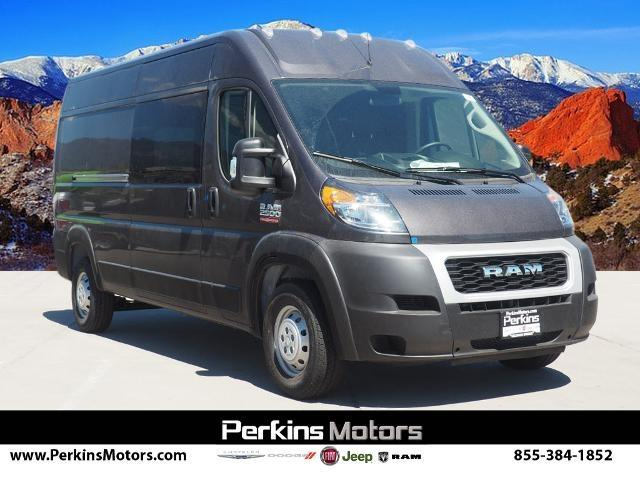 2020 Ram ProMaster 2500 High Roof FWD, Empty Cargo Van #770074 - photo 1