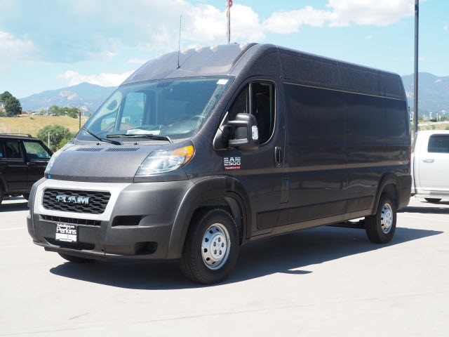 2020 Ram ProMaster 2500 High Roof FWD, Empty Cargo Van #770074 - photo 4