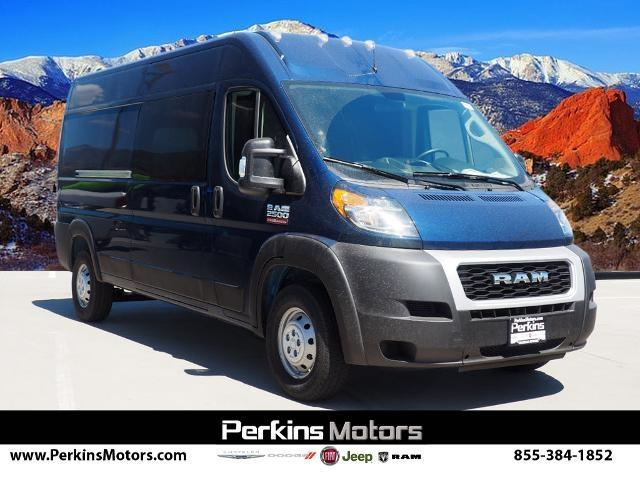 2020 Ram ProMaster 2500 High Roof FWD, Empty Cargo Van #770076 - photo 1