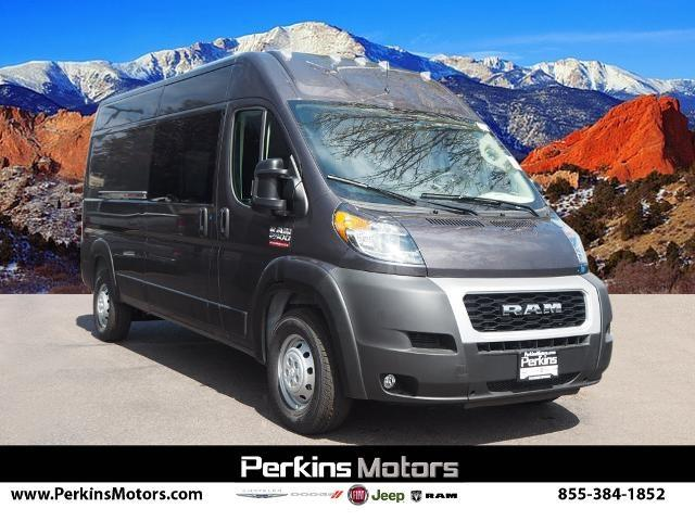 2020 Ram ProMaster 2500 High Roof FWD, Empty Cargo Van #770088 - photo 1