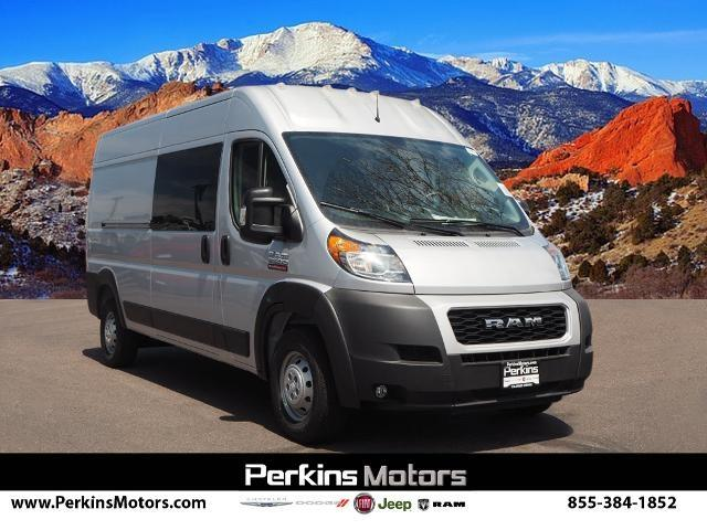 2020 Ram ProMaster 2500 High Roof FWD, Empty Cargo Van #770090 - photo 1