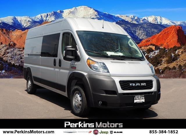 2020 Ram ProMaster 2500 High Roof FWD, Empty Cargo Van #770098 - photo 1