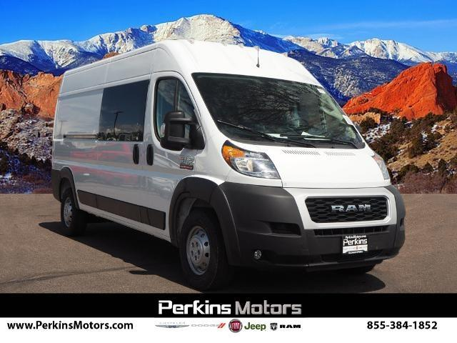 2020 Ram ProMaster 2500 High Roof FWD, Empty Cargo Van #770100 - photo 1