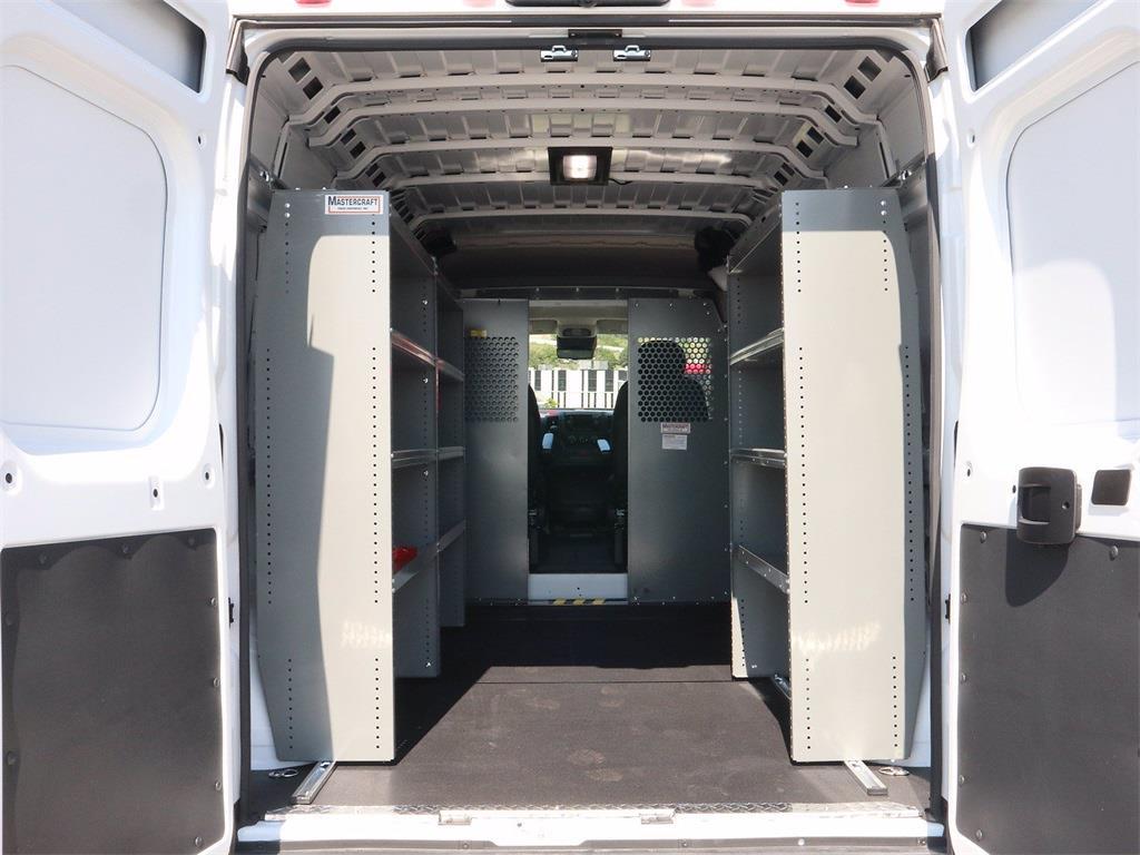 2021 Ram ProMaster 2500 High Roof FWD, Mastercraft Truck Equipment ,Inc. Upfitted Cargo Van #771114 - photo 1