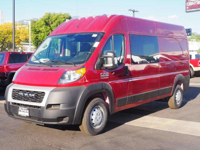 2019 ProMaster 2500 High Roof FWD, Empty Cargo Van #779089 - photo 1