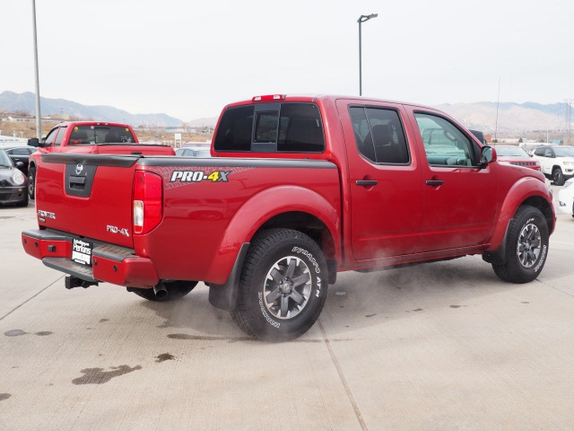 2019 Frontier Crew Cab 4x4, Pickup #930011A - photo 1