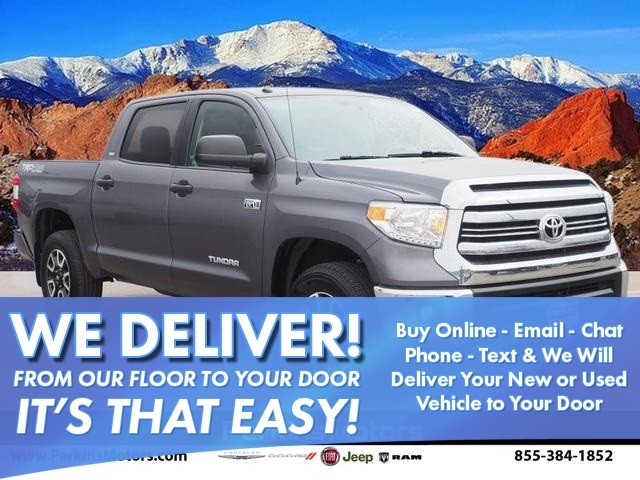 2017 Tundra Crew Cab 4x4, Pickup #940075A - photo 1