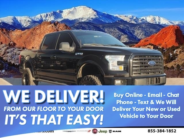 2016 F-150 SuperCrew Cab 4x4, Pickup #949154D - photo 1