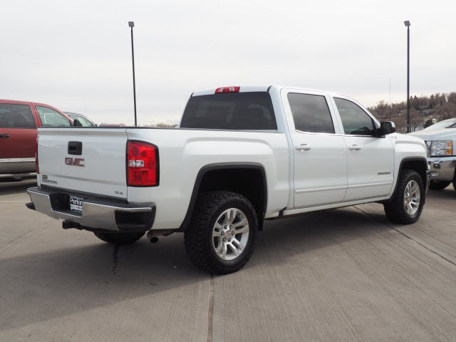 2018 Sierra 1500 Crew Cab 4x4, Pickup #9500211A - photo 1