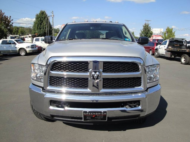 2017 Ram 2500 Crew Cab 4x4, Pickup #DT77131 - photo 3