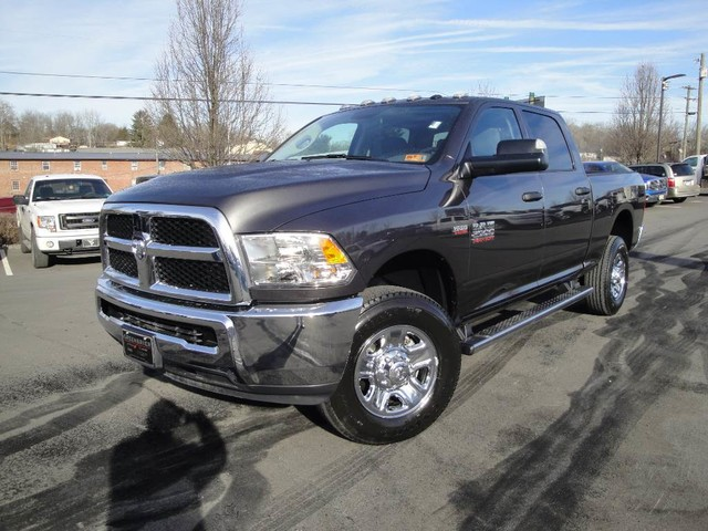 2018 Ram 2500 Crew Cab 4x4, Pickup #DT77667 - photo 1