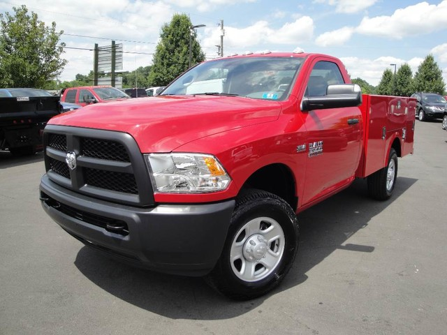 2017 Ram 3500 Regular Cab 4x4, Service Body #N76714 - photo 1