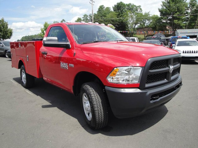 2017 Ram 3500 Regular Cab 4x4, Service Body #N76714 - photo 25