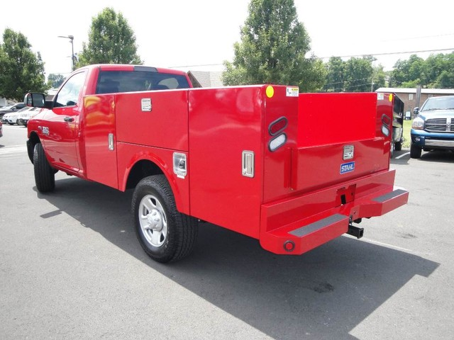 2017 Ram 3500 Regular Cab 4x4, Service Body #N76714 - photo 2