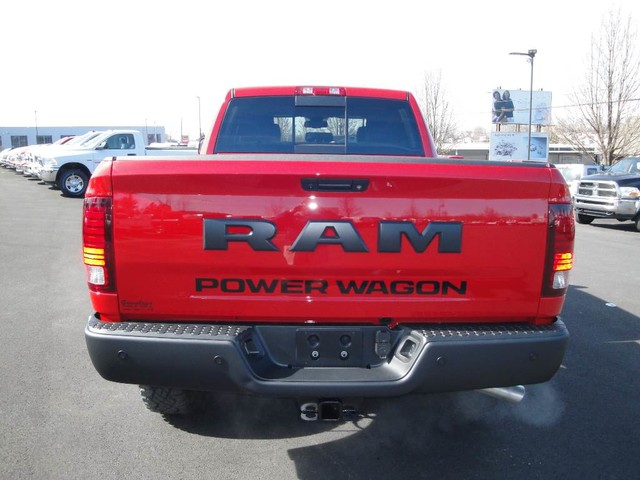 2017 Ram 2500 Crew Cab 4x4, Pickup #N76723 - photo 5