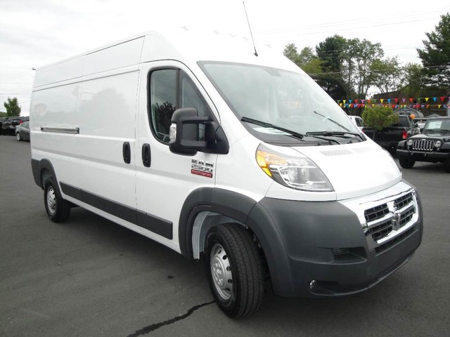 2017 ProMaster 2500 High Roof Cargo Van #N76987 - photo 23