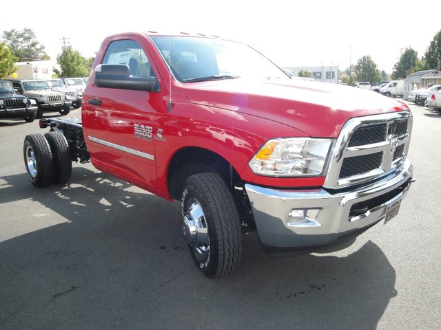 2018 Ram 3500 Regular Cab DRW 4x4, Cab Chassis #N77110 - photo 22