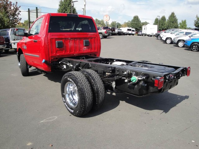 2018 Ram 3500 Regular Cab DRW 4x4, Cab Chassis #N77110 - photo 2