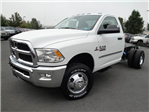 2018 Ram 3500 Regular Cab DRW 4x4, Cab Chassis #N77115 - photo 1