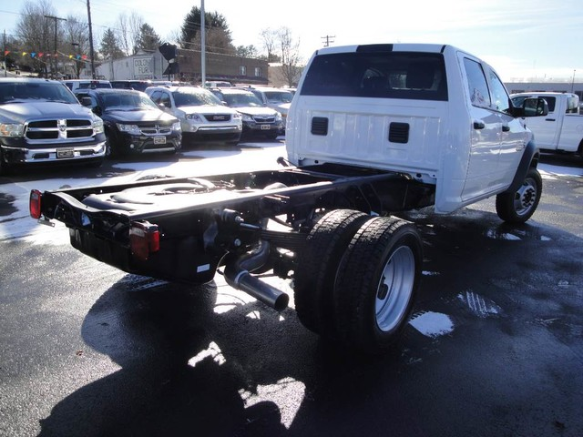 2018 Ram 5500 Crew Cab DRW 4x4 Cab Chassis #N77295 - photo 19